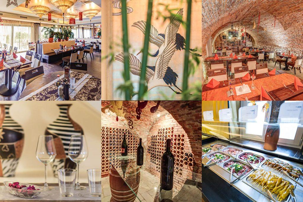 Unser wunderschönes Restaurant, lasst euch verzaubern